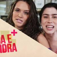 """Novela """"Totalmente Demais"""": Juliana Paiva e elenco estarão em spin-off da história no Globo Play"""