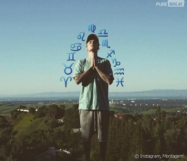 Qual single do Justin Bieber tem mais a ver com seu signo?
