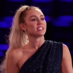 """Miley Cyrus aparece pela 1ª vez como conselheira da 10ª temporada do """"The Voice US"""""""