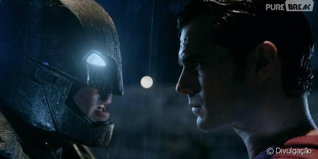 "Critica americana desaprova ""Batman Vs Superman - A Origem da Justiça"""
