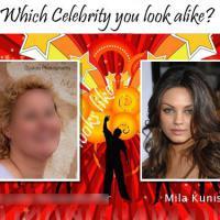 Aplicativo do Facebook diz com qual celebridade você se parece. Ou não.