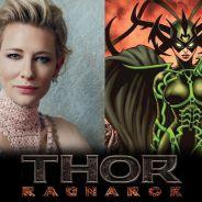 """De """"Thor 3: Ragnarok"""": Cate Blanchett entra para o elenco e pode interpretar a vilã Hela!"""