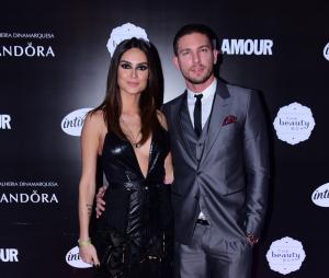 Thaila Ayala apareceu no Prêmio Geração Glamour com seu namorado, o francês Adam Senn