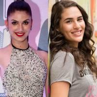 """Giovanna Grigio, de """"Êta Mundo Bom"""", ou Lívian Aragão? Quem é a maior estrela do Snapchat?"""