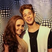 """Larissa Manoela e João Guilherme ficam noivos e se declaram: """"Achei o amor da minha vida"""""""