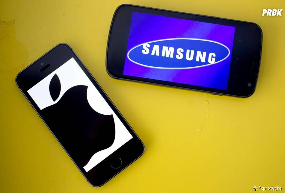 Samsung sai na frente da Apple e revela seu principal lançamento antes da concorrente
