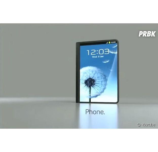 Samsung pode lançar o seu primeiro smartphone totalmente flexível em 2017!