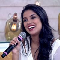 """Do """"BBB16"""": Munik diz que vai conversar com Laham e esnoba Renan no """"Encontro com Fátima""""!"""