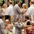 """Fortes emoções irão marcar as cenas do casamento de Iolanda (Carolina Dieckmann)e Mundo (DomingosMontagner) em""""Joia Rara"""""""