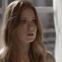 """Te contei? Novela """"Totalmente Demais"""": Eliza (Marina Ruy Barbosa) é jogada na piscina e quase morre!"""