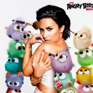 "Demi Lovato faz versão de hit gay ""I Will Survive"" para trilha de ""The Angry Birds - O Filme"""