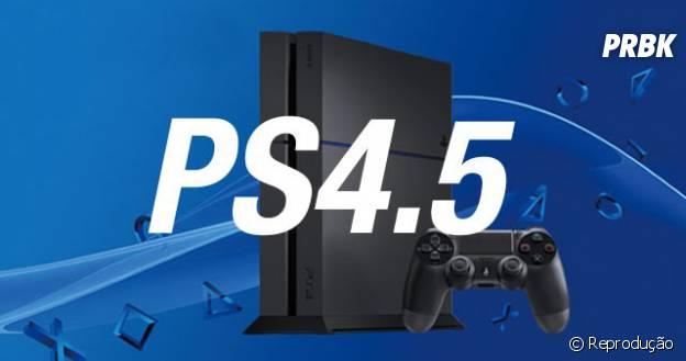 PlayStation 4.5 é o próximo grande lançamento da Sony e pode ser revelado na E3, em junho