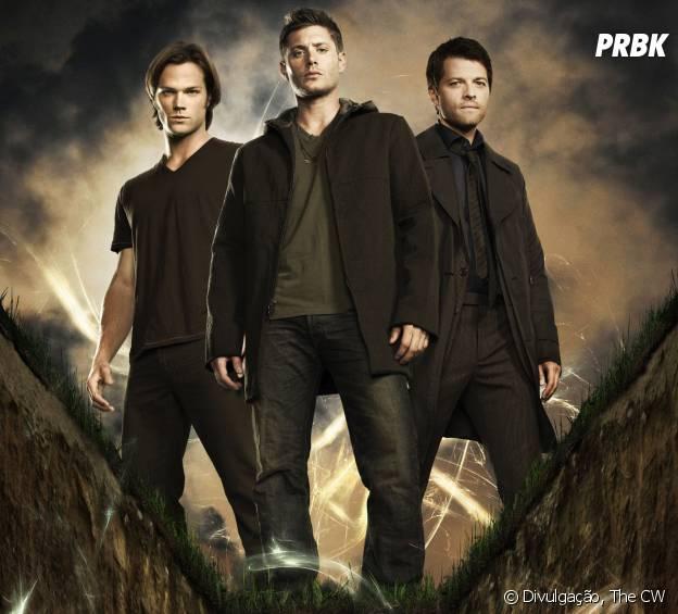 """""""Supernatural"""" já vai para a sua 11ª temporada!"""
