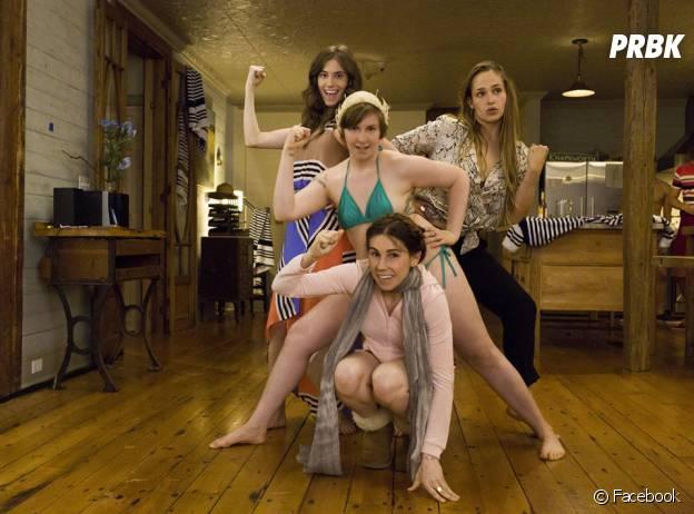 """A Netflix poderia dar uma chance para """"Girls"""", né?"""