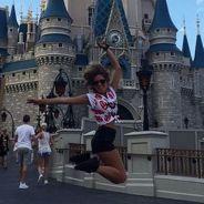 """Isabella Santoni viaja para Disney e se diverte com a família: """"Onde os sonhos se realizam"""""""