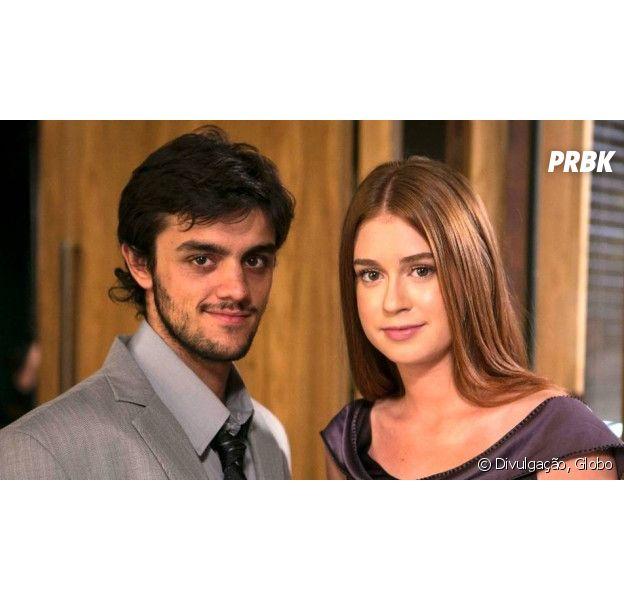 """Em """"Totalmente Demais"""": Eliza (Marina Ruy Barbosa) e Jonatas (Felipe Simas) ficam juntos e mais sobre final da novela!"""""""