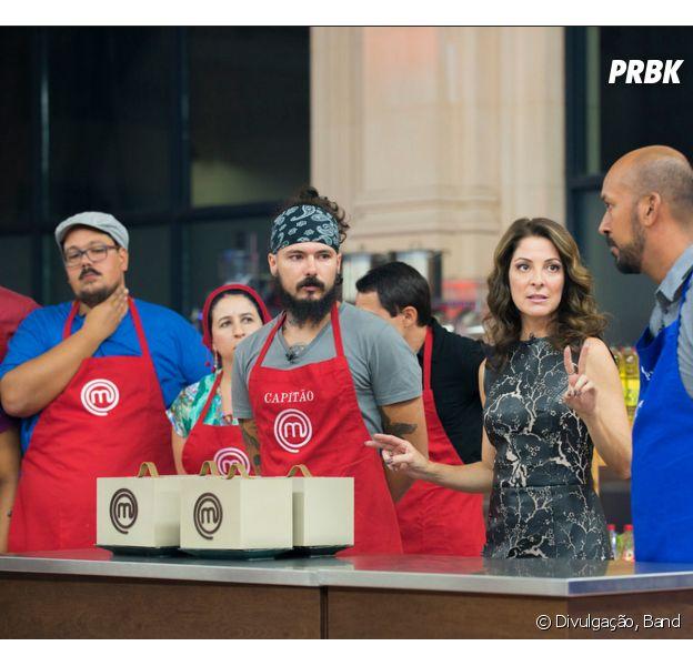 """O reality culinário """"MasterChef Brasil"""", da Band, é sucesso na internet!"""