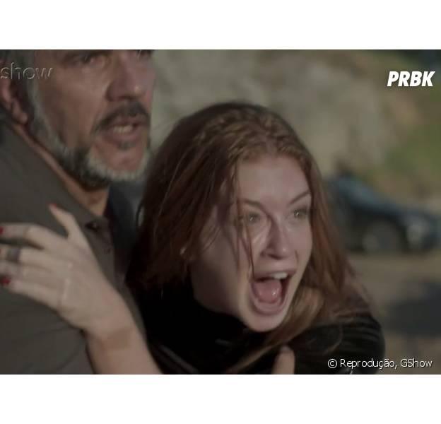 "Novela ""Totalmente Demais"": sequestro de Eliza (Marina Ruy Barbosa) bate recorde de audiência na Globo"
