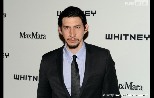 """Adam Driver, da série """"Girls"""", pode viver vilão em """"Star Wars: Episódio VII"""""""