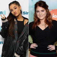 Como Ariana Grande e Meghan Trainor, veja famosos que não parecem ter a mesma idade!