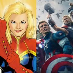 """Capitã Marvel em """"Os Vingadores 3""""? Diretores sugerem aparição da super-heroína no filme!"""
