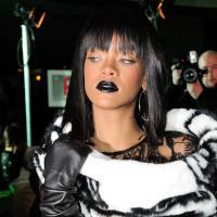 """Rihanna vira """"arroz de festa"""" e domina desfiles da Semana de Moda de Paris"""