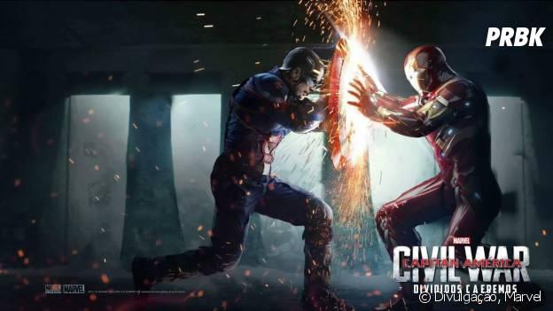 """Em """"Capitão América: Guerra Civil"""", a ausência de Nick Fury (Samuel L. Jackson) pode ser um dos motivos para tudo ter desandado dentro do time"""
