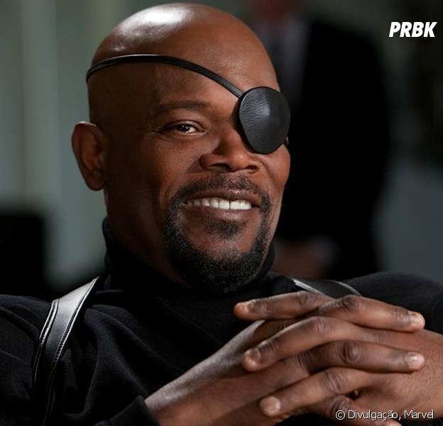 Nick Fury (Samuel L. Jackson) vai ser importante nos próximos longas dos Vingadores