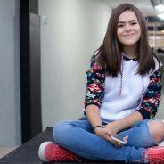"""Maisa Silva, de """"Carrossel"""", abre o coração e fala sobre amor em novo vídeo do canal """"Maisera"""""""