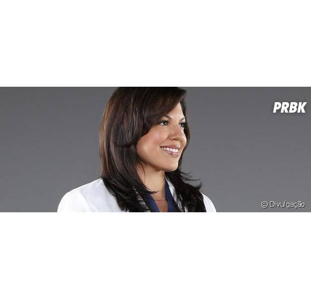 """De """"Grey's Anatomy"""", Sara Ramirez, a Callie, deixa o elenco recorrente da série na 12ª temporada"""