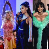 Britney Spears, Ariana Grande, Rihanna e mais: reveja as performances do Billboard Music Awards 2016