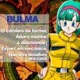 """De """"Dragon Ball"""": Bulma é superinteligente!"""