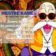 """De """"Dragon Ball"""": Mestre Kame é aquele tiozão que só faz piada sem graça"""