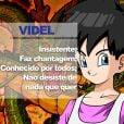 """De """"Dragon Ball"""": Videl é a determinação em pessoa!"""