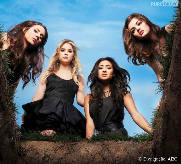 """Relembre os cinco momentos mais incríveis da quarta temporada de """"Pretty Little Liars""""!"""