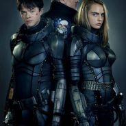 Cara Delevingne e Dane DeHaan aparecem em foto de nova ficção científica. Confira!