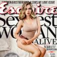 """Em 2013, Scarlett Johansson foi eleita pela segunda vez como a mais sexy do mundo, segundo a """"Esquire"""""""