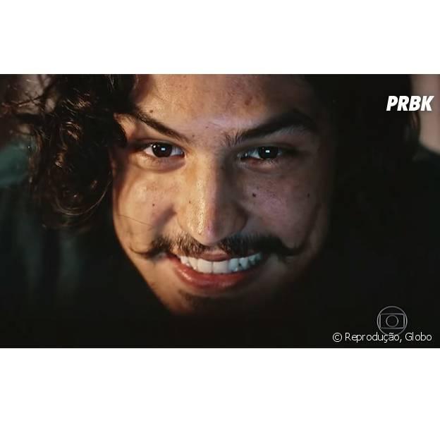 """Em """"Velho Chico"""", Miguel (Gabriel Leone) se interessa por Olívia (Giullia Buscacio) e se declara para a irmã"""