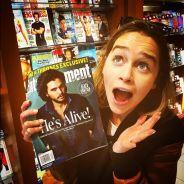 """De """"Game of Thrones"""": saiba porque Emilia Clarke, a Daenerys, é a pessoa mais divertida do Instagram"""
