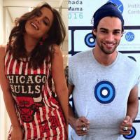 """Anitta e Pablo Morais oficializam namoro com foto no Instagram: """"Um brinde ao amor"""""""