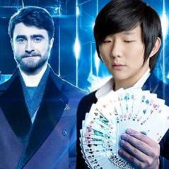 """Pyong Lee cumpre desafio baseado no filme """"Truque de Mestre 2"""" e surpreende fãs com hipnose"""