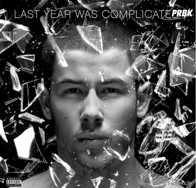 """O """"Last Year Was Complicated"""", novo CD de Nick Jonas, já está entre nós!"""