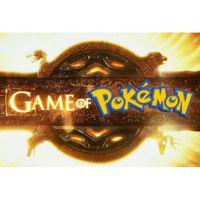 """Pokémon e """"Game of Thrones""""? Artista cria monstrinhos da Nintendo inspirados na série!"""