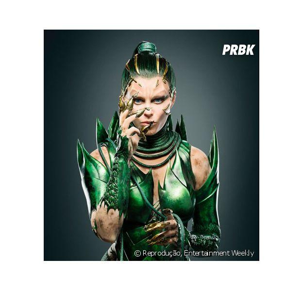"Elizabeth Banks vai interpretar a vilã Rita Repulsa no novo ""Power Rangers"""