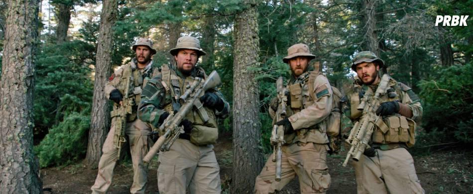 "Mark Wahlberg vive um soldado americano em ""O Grande Herói"""