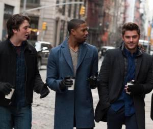"""Em """"Namoro ou Liberdade"""", Miles Teller, Michael B. Jordan e Zac Efron vivem trio de amigos dispostos a não desenvolver relaciomentos amorosos"""