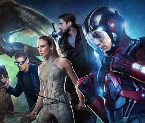 """Em """"Legends of Tomorrow"""", atores falam sobre reviravoltas na história e crossover com """"The Flash"""" e """"Arrow"""""""