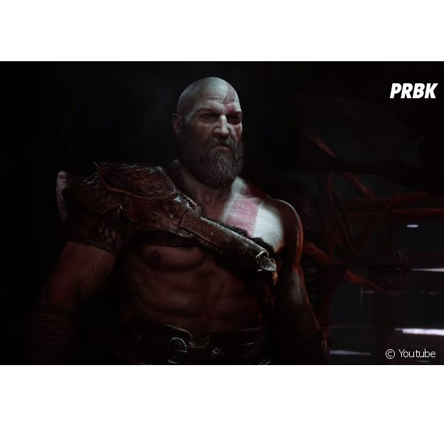 "Kratos, de ""God of War"", ganha novo dublador"