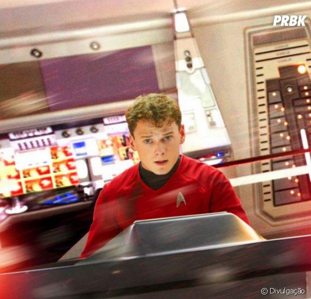 """Anton Yelchin, de """"Star Trek"""", é encontrado morto aos 27 anos de idade"""
