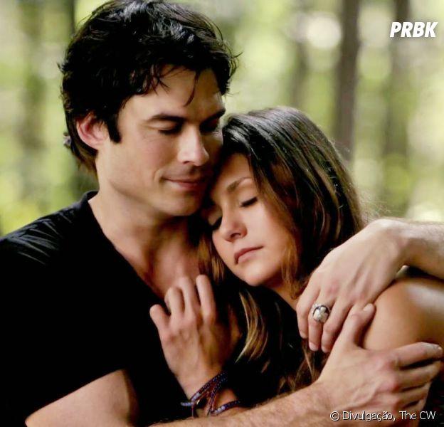 """Assim como em """"The Vampire Diaries"""", veja os casais mais shippados das séries de TV"""